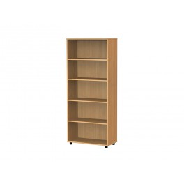 Bookcase 5 compartments 189 cm