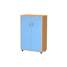 Cupboard 3 compartments 122 cm