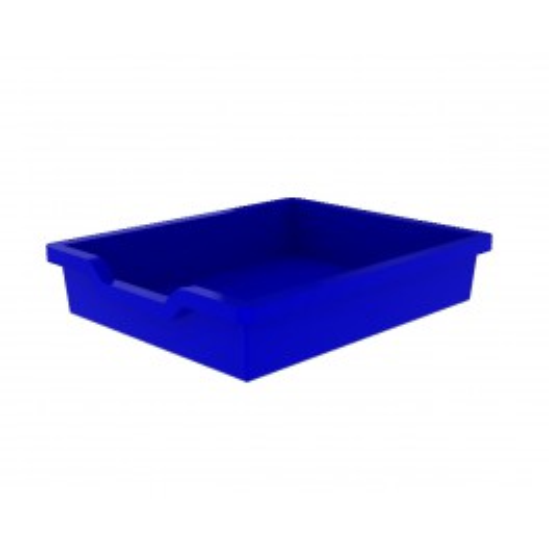 Shallow tray