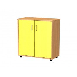 Cupboard 2 compartments 84 cm