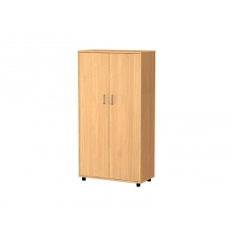 Cupboard 4 compartments 154 cm