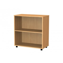 Bookcase 2 compartments 84 cm