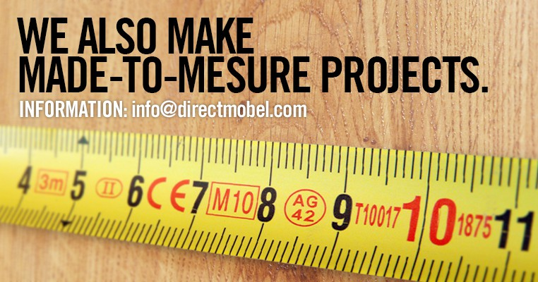 we make made-to-measure projects